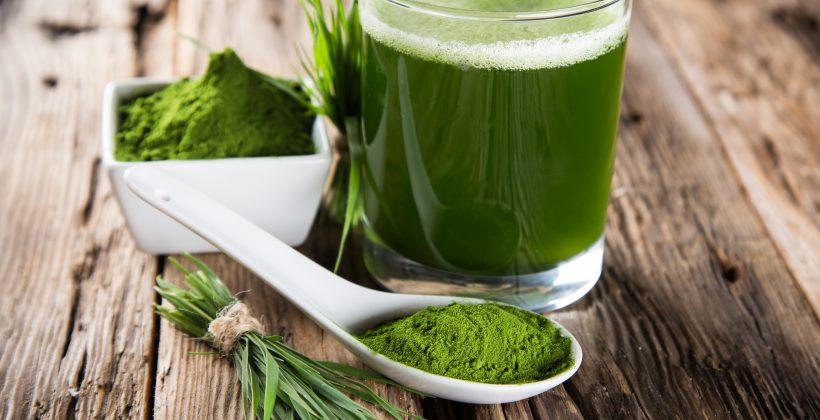 آب سبزه گندم یک نوشیدنی معجزه گر