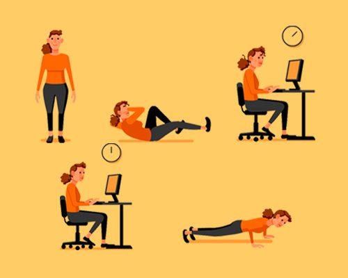 یک ساعت ورزش در هفته با افسردگی مقابله میکند
