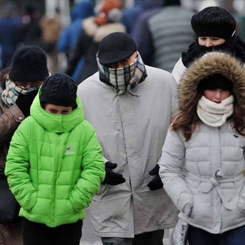 هفت تاثیر زمستان و سرما بر بدن