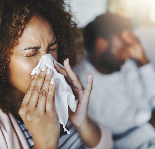 تفاوت آلرژی و سرماخوردگی چیست؟