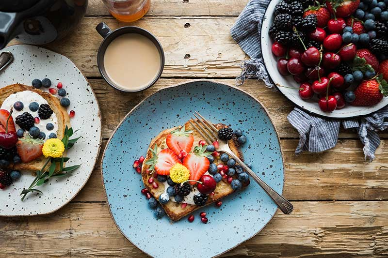 صبحانه ی سالم
