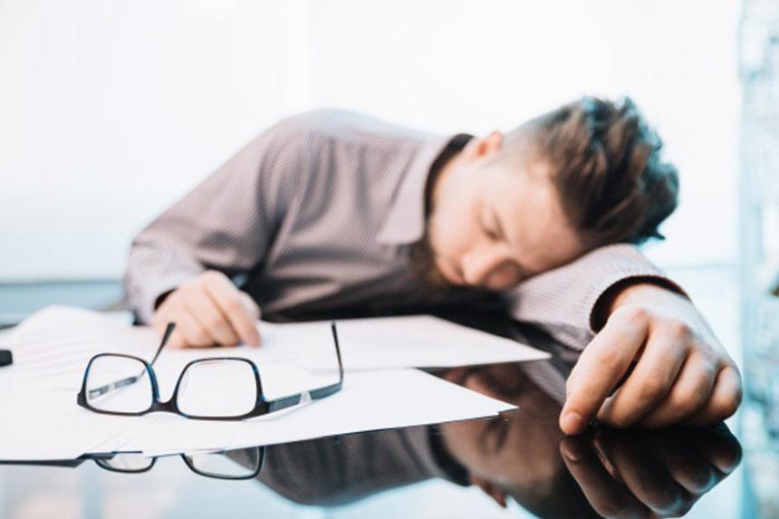 خستگی کار-دکترتو
