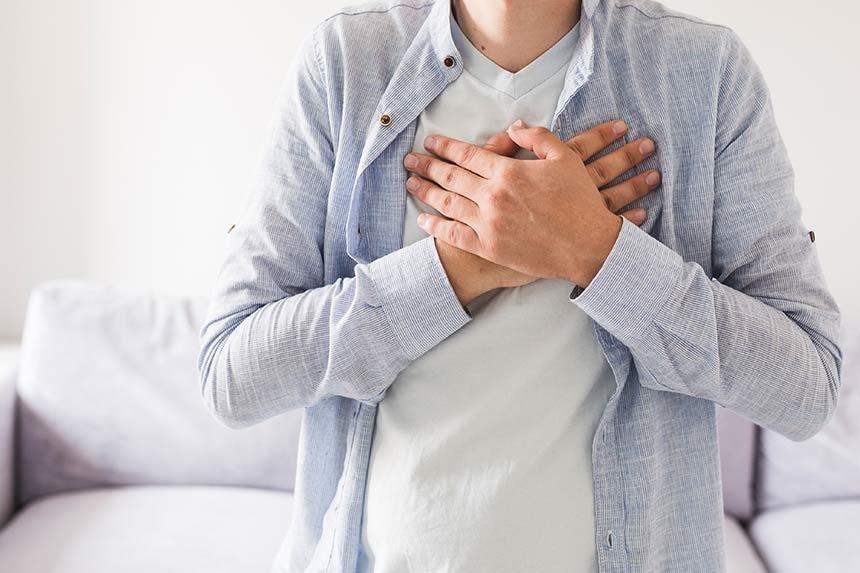سوزش دل-دکترتو