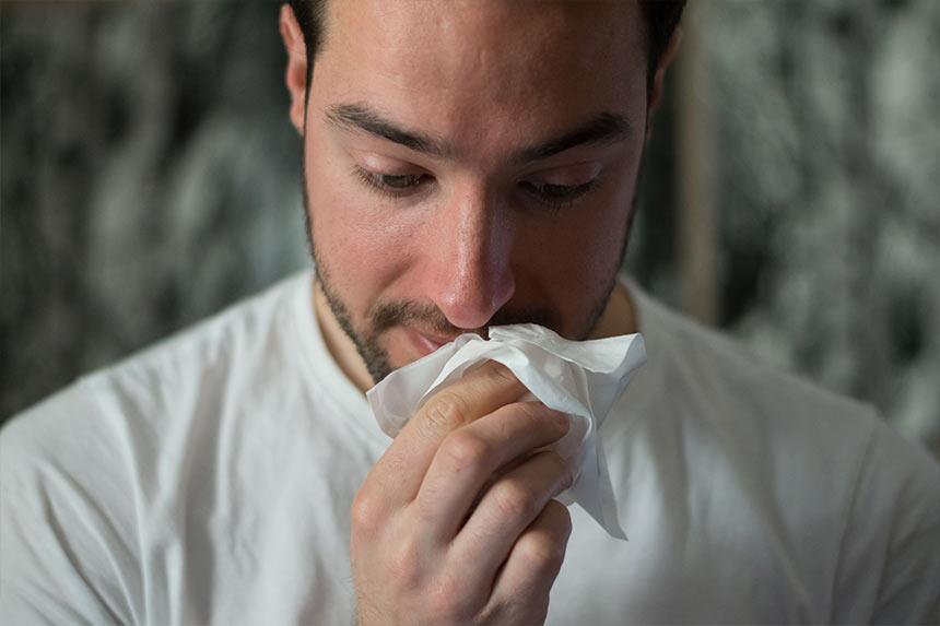 آلرژی و علائم-دکترتو