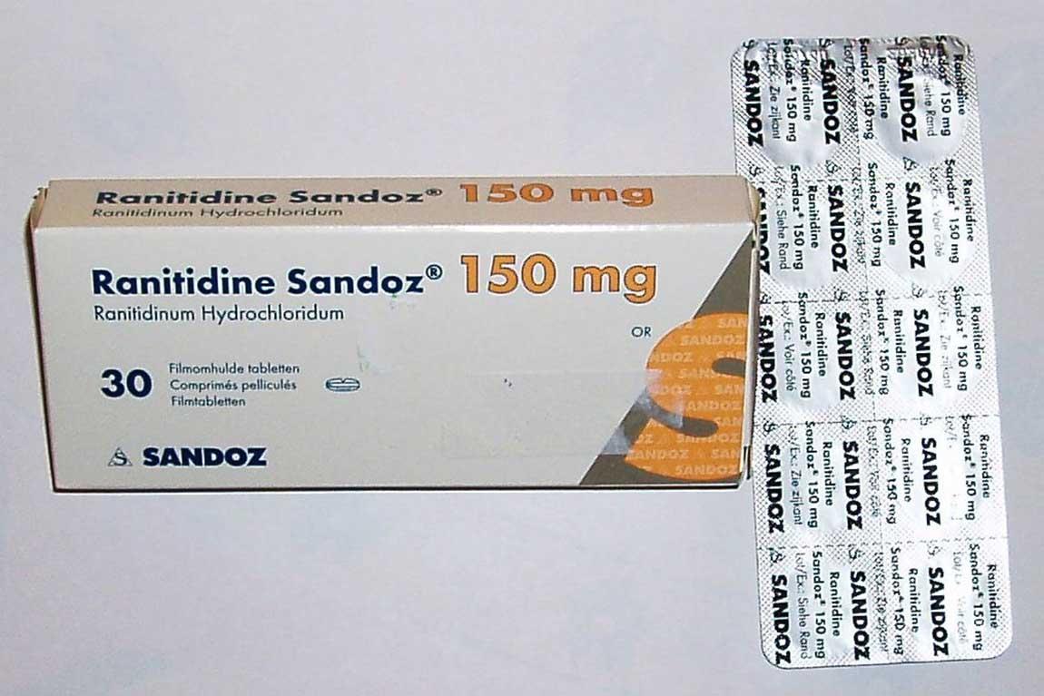 روز اول آپریل 2020، سازمان غذا و داروی آمریکا دستور به جمعآوری تمام انواع رانیتیدین از بازار داد. داروی رانیتیدین در ایران نیز از روز 24 فروردین سال 1399 از بازار دارویی ایران جمعآوری شد.