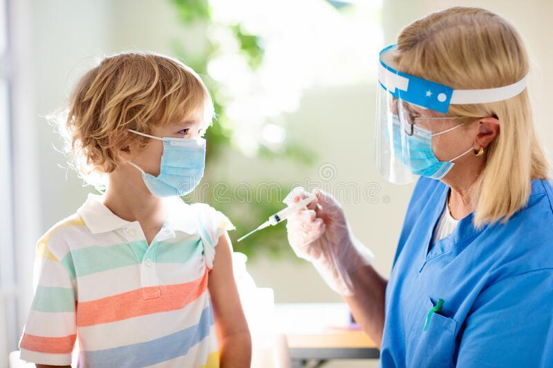 واکسن-آنفولانزا-برای-کودکان