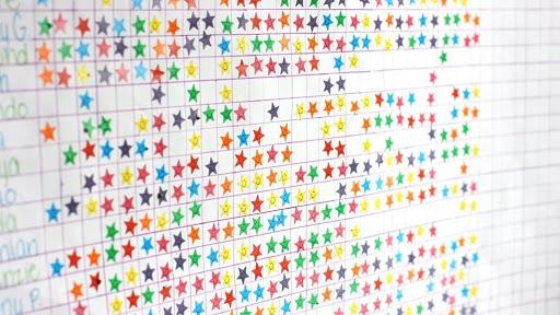 جدول امتیازدهی به کودک