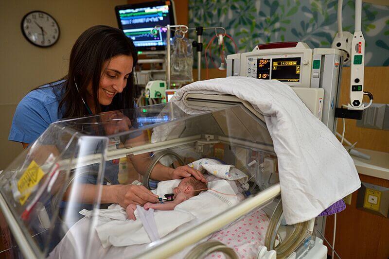 مراقبت های ویژه نوزادان