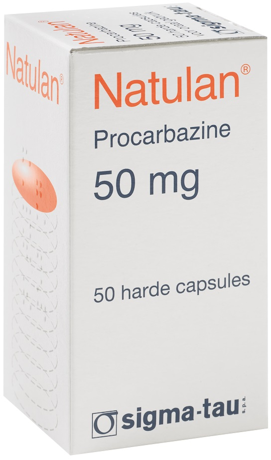 کپسول-پروکاربازین