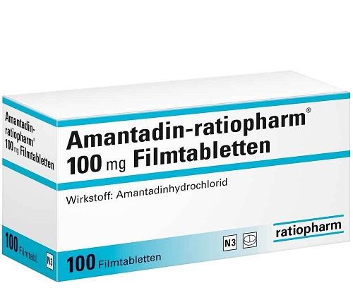 Amantadin-Drug