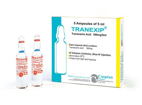 آمپول-ترانگزامیک-اسید