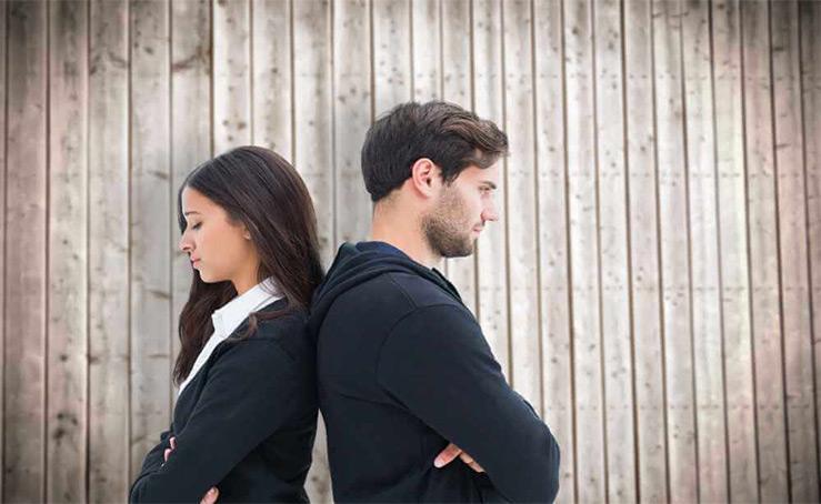 پشیمانی از ازدواج