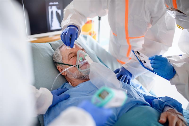 درمان-طوفان-سیتوکین